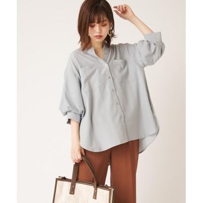 natural couture / たっぷりボリューム袖ブラウス WOMEN トップス > シャツ/ブラウス