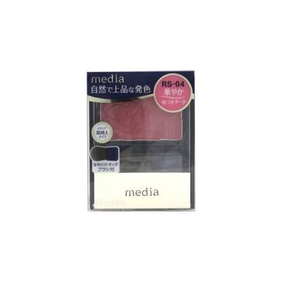 メディア ブライトアップチークN RS-04 ローズ系(配送区分:B)