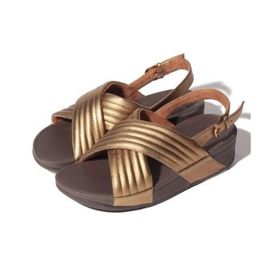 【ピッコラドンナ】 LULU PADDED SANDAL レディース Bronze 22cm Piccola Donna