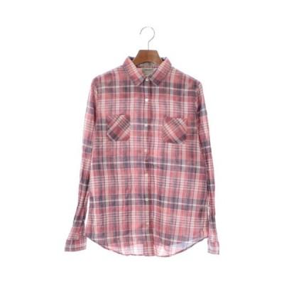 MAISON SCOTCH メゾンスコッチ カジュアルシャツ レディース