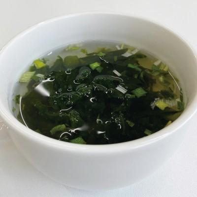 業務用 あおさスープ 100g 22339  プラス 具 味噌汁 インスタント 簡単 和食 青さ 海苔