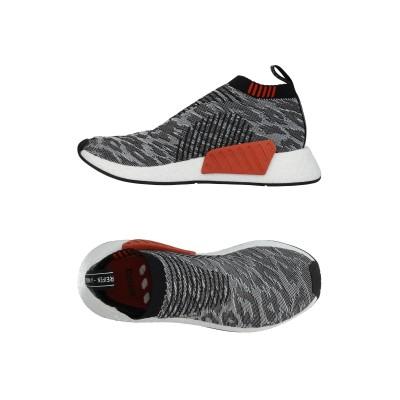 アディダス ADIDAS スニーカー&テニスシューズ(ローカット) ブラック 7 紡績繊維 スニーカー&テニスシューズ(ローカット)