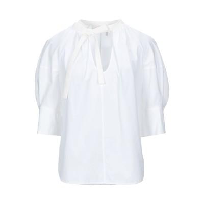 クロエ CHLOÉ ブラウス ホワイト 36 コットン 100% / シルク ブラウス
