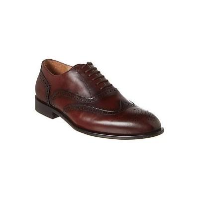 メンズ シューズ  Curatore Karmelo Leather Oxford