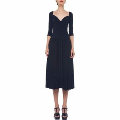 ノーマ カマリ KAMALIKULTURE by Norma Kamali レディース ワンピース ワンピース・ドレス Super Flair Dress Black