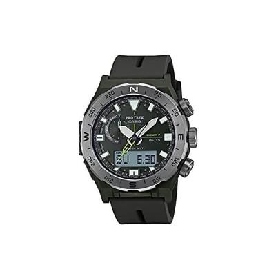 [カシオ] 腕時計 プロトレック クライマーライン コンパス 電波ソーラー PRW-6800Y-3JF メンズ ブラック