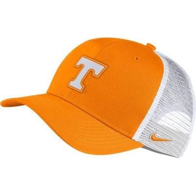 ナイキ メンズ 帽子 アクセサリー Nike Men's Tennessee Volunteers Tennessee Orange Classic99 Trucker Hat