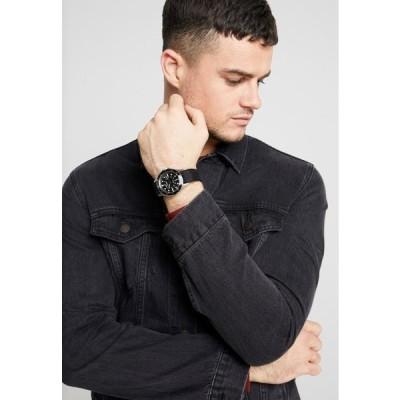 タイメックス メンズ アクセサリー Watch - black