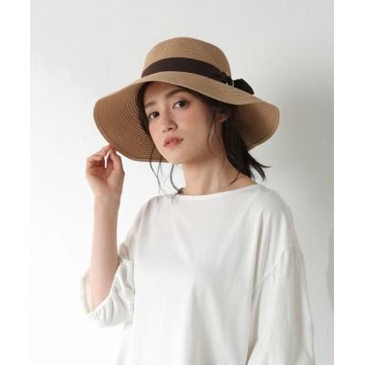 Honeys / リング付つば広帽 WOMEN 帽子 > ハット