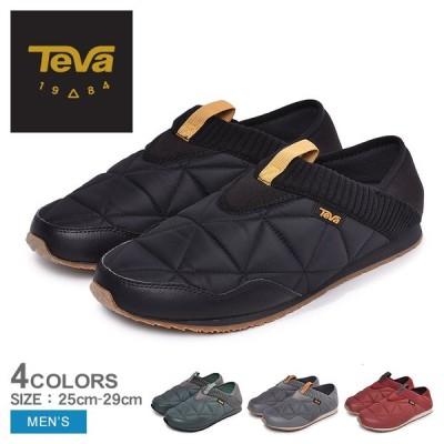 テバ スリッポン メンズ エンバーモック TEVA 1018226 2WAY スニーカー 靴 シューズ ブラック 黒 ネイビー グレー 2WAY