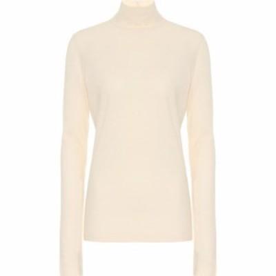 ジル サンダー Jil Sander レディース ニット・セーター トップス Cotton turtleneck sweater Light/Pastel Pink