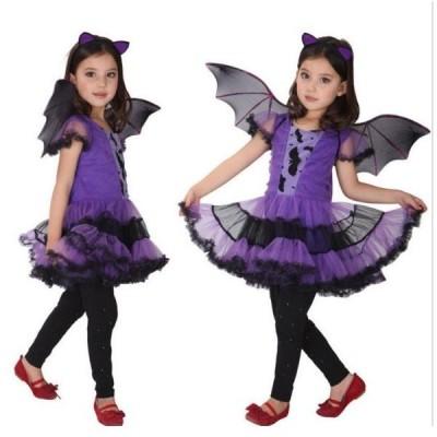 ハロウィン コスプレ 子供 仮装衣装コスチューム 子ども用 小悪魔 魔女 パーティー