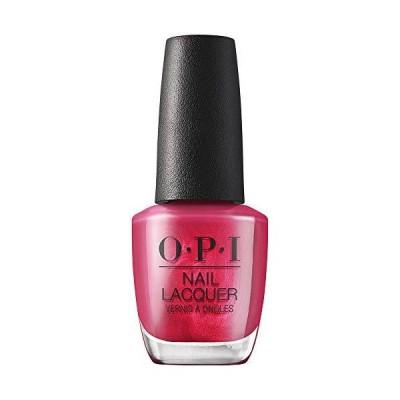 OPI(オーピーアイ) ネイル マニキュア セルフネイル ネイルポリッシュ ピンク パール (NLH011 15 ミニッツ オブ フレーム) ネイルカ
