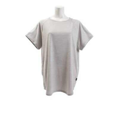 Tシャツ レディース 半袖 DOT MERANGE HU19S03HD864911LGRY