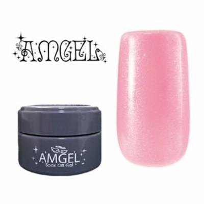 ジェルネイル セルフ カラージェル アンジェル AMGEL カラージェル AG4011 ヒルズピンク 3g