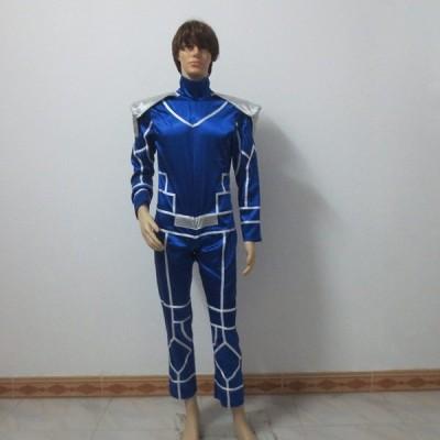 フェイトステイナイトランサーコスプレコスチュームCu Chulainnジャンプスーツ