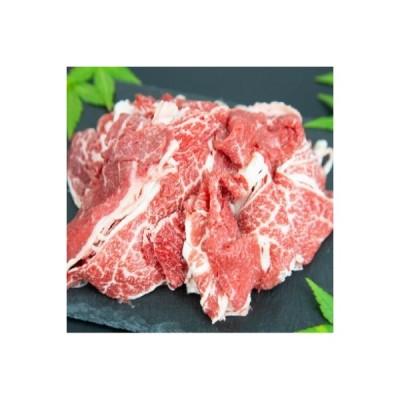 南さつま市 ふるさと納税 【鹿児島県産】牛肉切り落とし 1kg(250g×4パック)