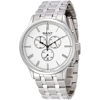 GANT ガント 電池式クォーツ 腕時計 メンズ ケース幅:42mm 品番:W10784
