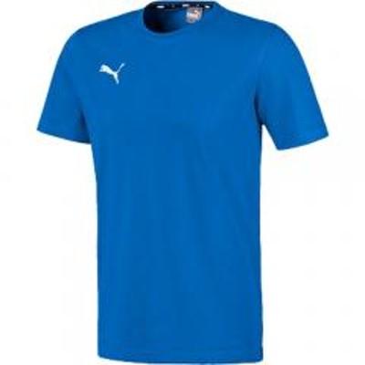 プーマプーマ(PUMA) サッカー ウェア TEAMGOAL23 カジュアル Tシャツ 656986 ELECTRIC BLUE(02) L