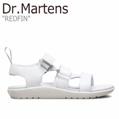 ドクターマーチン サンダル Dr.Martens レディース REDFIN レッドフィン WHITE ホワイト 23847100 シューズ