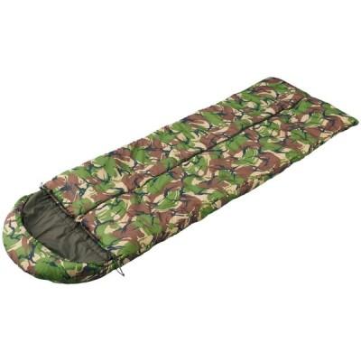 Snugpak(スナグパック) 寝袋 マリナースクエア センタージップ DPMカモ 3シーズン対応 丸洗い可能 [快適使用温度-2度] (日本正規品)
