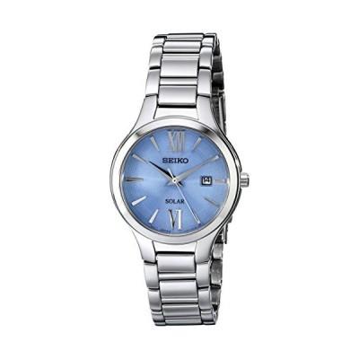 腕時計 セイコー レディース SUT209 Seiko Women's SUT209 Analog Display Analog Quartz Silver Watch
