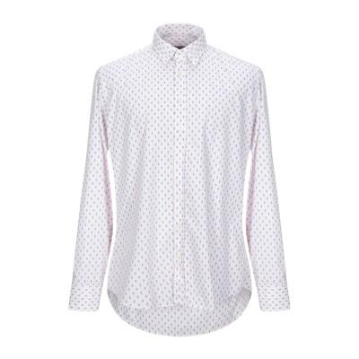 BASTONCINO シャツ ライトピンク 40 コットン 100% シャツ