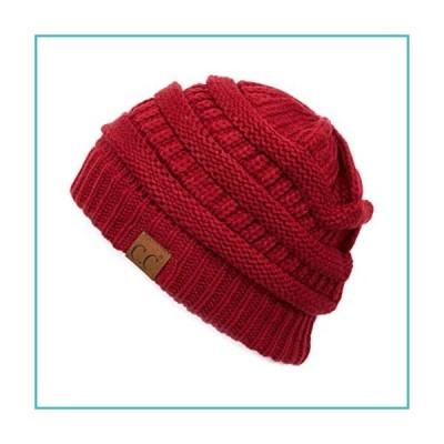Hatsandscarf HAT レディース US サイズ: One Size カラー: レッド【並行輸入品】