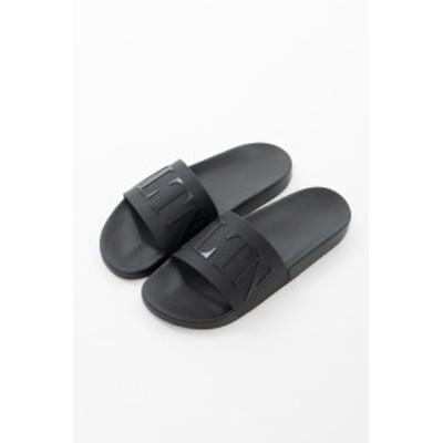 ヴァレンティノ Valentino サンダル シャワーサンダル 靴 ブラック メンズ (UY2S0873 DPT) 2020年秋冬新作