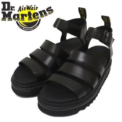 Dr.Martens (ドクターマーチン) 24191001 WMS BLAIRE ブレアー ストラップ レディース レザーサンダル BLACK