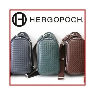HERGOPOCH エルゴポック 06 Series 06シリーズ ワキシングレザー ワンショルダーバッグ 06I-OS
