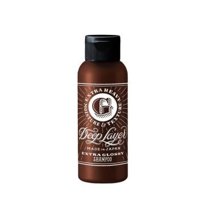ディープレイヤー シャンプーExG 80ml ジェンダーレスに愛される爽やかで芳醇なペア—の香り
