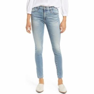 エージー AG レディース ジーンズ・デニム ボトムス・パンツ The Farrah Ankle Skinny Jeans 21 Years Indefinite
