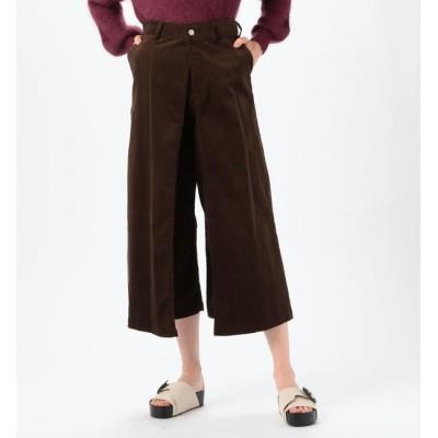 【トゥモローランド/TOMORROWLAND】 CLEANA コットン パンツスカート