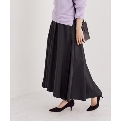 スカート ブロードギャザーボリュームスカート