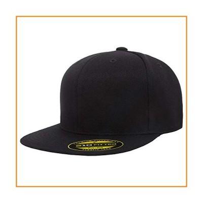 Yupoong HAT メンズ US サイズ: L/X カラー: ブラック【並行輸入品】