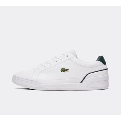 ラコステ Lacoste メンズ スニーカー シューズ・靴 challenge 0120 2 trainer White/Dark Green