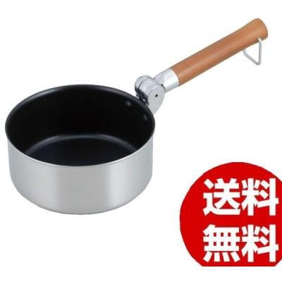 オーレル IH対応二層鋼ミルクパン 14cm RA-9408