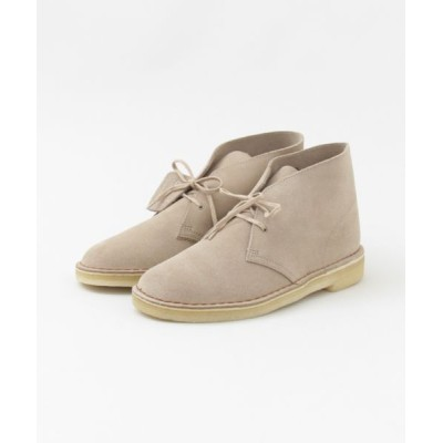 URBAN RESEARCH/アーバンリサーチ Clarks Desert Boots Sand Suede 7 1/2