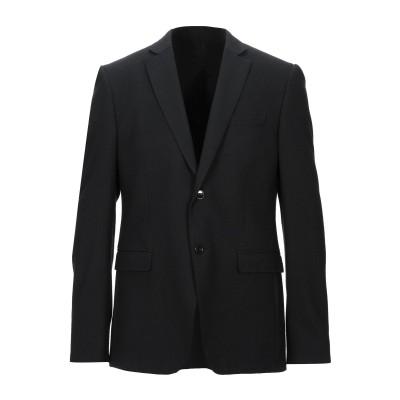 LAB. PAL ZILERI テーラードジャケット ブラック 54 ウール 98% / ポリウレタン 2% テーラードジャケット