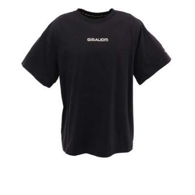 Tシャツ メンズ ドライプラス UV 半袖 863GM0CD2440 BLK オンライン価格