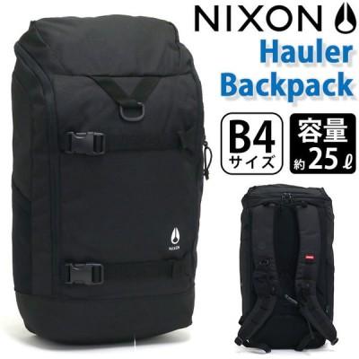 ニクソン NIXON 正規品 リュックサック リュック メンズ レディース 男女兼用 タブレットPC収納 A4 B4 通勤