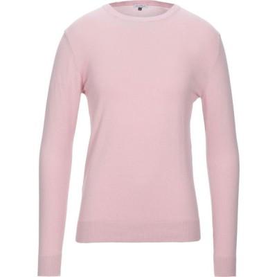 セントポール SAINT PAUL メンズ ニット・セーター トップス Sweater Pink