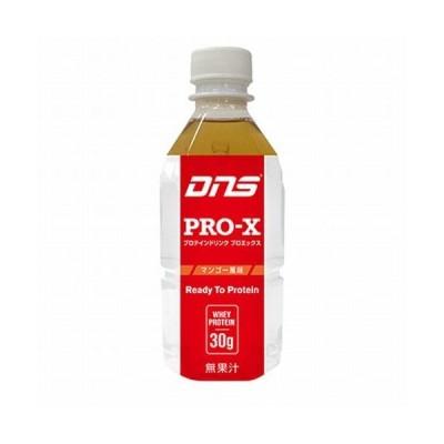 DNS(ディーエヌエス) Pro-X(プロエックス) マンゴー風味 1箱(24本入り) プロテインドリンク