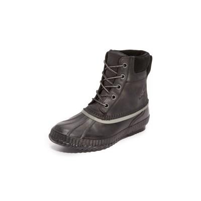 ソレル Sorel メンズ ブーツ シューズ・靴 cheyanne ii boots Black