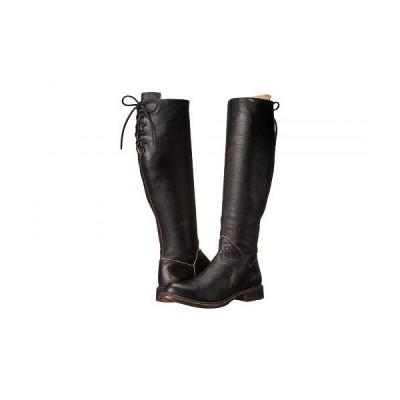 Bed Stu ベッドストゥ レディース 女性用 シューズ 靴 ブーツ ロングブーツ Manchester - Black Hand