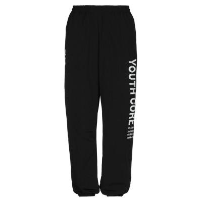 ミスビヘイブ MISBHV パンツ ブラック L ナイロン 100% パンツ