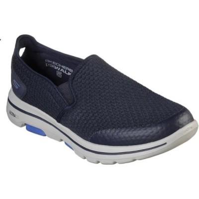 スニーカー メンズ 靴 メンズ スケッチャーズ GO WALK 5 (SKS)(QCB02)