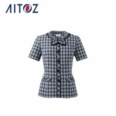 AZ-HCL6011 アイトス オーバーブラウス | 作業着 作業服 オフィス ユニフォーム メンズ レディース