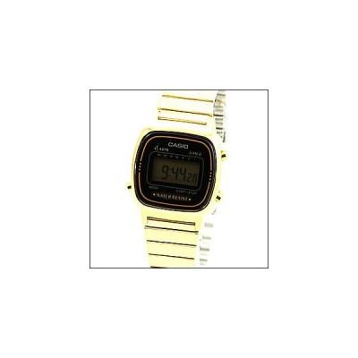 【箱なし】【並行輸入品】海外カシオ 海外CASIO 腕時計 LA-670WGA-1レディース スタンダードモデル